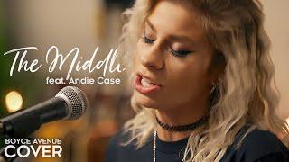 The Middle - Zedd, Maren Morris, Grey (Boyce Avenue ft Andie Case acoustic cover) on Spotify & Apple width=