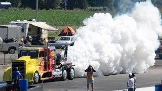 getlinkyoutube.com-Shockwave Jet Truck at Cayuga, Ontario.