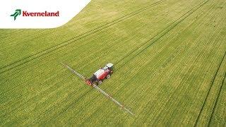 Kverneland iXdrive Self-Propelled Sprayer
