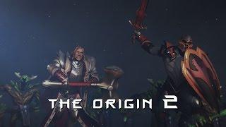 Dota 2 - The Origin 2 Movie