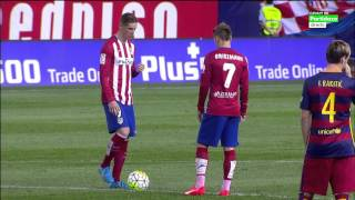 getlinkyoutube.com-Antoine Griezmann vs Barcelona Home (12/09/2015) 1080i HD By CROSE