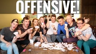 getlinkyoutube.com-GAY YOUTUBERS PLAY WORLDS MOST OFFENSIVE GAME!