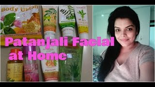 getlinkyoutube.com-PATANJALI FACIAL for OILY and DRY SKIN at HOME, NATURAl, AFFORDABLE, STEP BY STEP | पतंजलि फेशियल