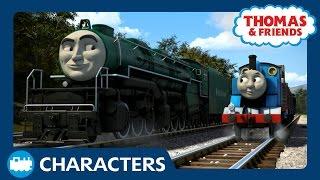 Meet Sam - A New Friend On Sodor | Thomas & Friends