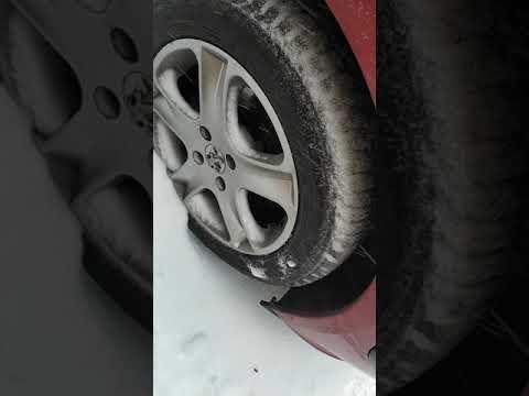 Звук ЭГУР Peugeot 307 на холодную