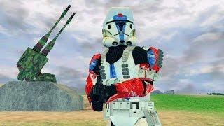 getlinkyoutube.com-Star Wars Battlefront 2 Mods - Designated Days - All Battle Crisis Gameplay