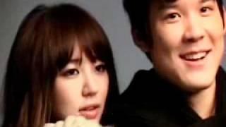 getlinkyoutube.com-[sports]Tae-hwan Park&Eun-hye Yoon,photo shoot(박태환,윤은혜 화보촬영현장)