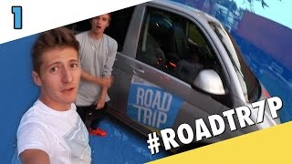 getlinkyoutube.com-Der Roadtrip Start! (Zürich) | #ROADTR7P Tag 1 | izzi