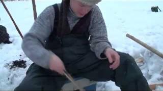 getlinkyoutube.com-Зимняя рыбалка в Сибири
