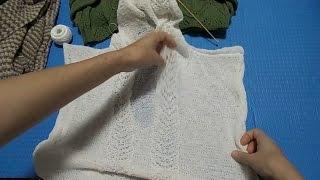getlinkyoutube.com-Вязание спицами и крючком. О том, что вяжу и немного о покупках.