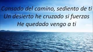 "Sumérgeme ""Jesús Adrián Romero (Letra)"