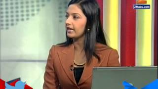 getlinkyoutube.com-ZEE24TAAS : Celebrety Anchor Tejeshree Pradhan