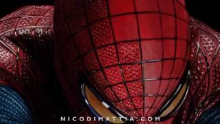 getlinkyoutube.com-the AMAZING SPIDER-MAN - speedpainting by Nico Di Mattia