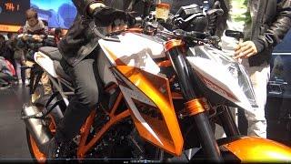 getlinkyoutube.com-EICMA 2015: KTM 1290 SUPER DUKE R SE 2016 (VIDEO BEST 4K)