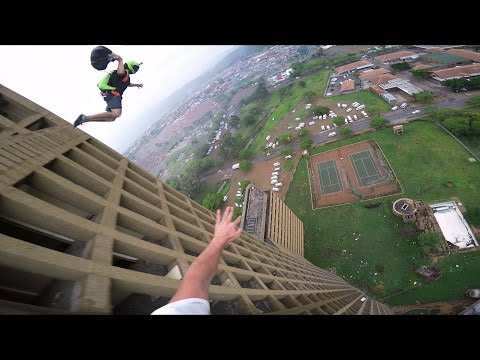 GoPro: The BASE Race