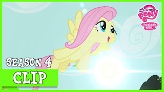 "getlinkyoutube.com-MLP: FiM – Fluttershy's Talented Voice ""Filli Vanilli"" [HD]"