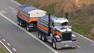 getlinkyoutube.com-Leaving the Alexandra Truck, Ute, & Rod Show 2015
