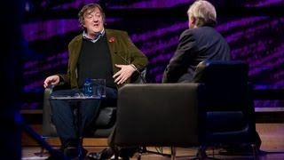 getlinkyoutube.com-Stephen Fry & friends on the life, loves and hates of Christopher Hitchens - IQ2 talks