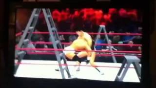 Booker T vs Cody Rhodes TLC 2011