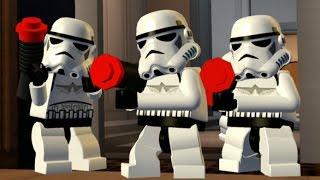 LEGO Star Wars: The Complete Saga - Episode V: The Empire Strikes Back (Super Story Walkthrough)