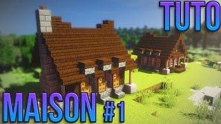 getlinkyoutube.com-TUTO BELLE MAISON #1 | Minecraft
