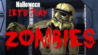 getlinkyoutube.com-Let's Play - Star Wars Battlefront 2 ZOMBIES (Halloween Special)