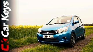 getlinkyoutube.com-Suzuki Celerio 2015 Review - Car Keys