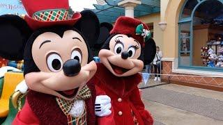 getlinkyoutube.com-A Magical Christmas 2015 at Disneyland Paris