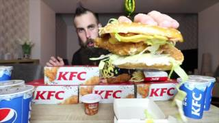 getlinkyoutube.com-The Every KFC Box Meal Challenge