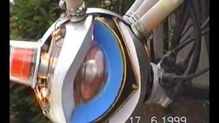 getlinkyoutube.com-2 - Motore rotativo sferico a pistone oscillante G. Caoduro - Rotary piston engine