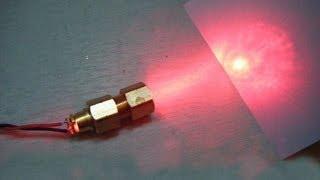 getlinkyoutube.com-Hacer un laser que queme - Tutorial en Español
