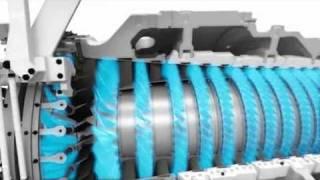getlinkyoutube.com-New Siemens Gasturbine
