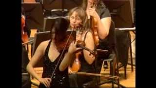 Szymanowski Violin Concerto No.1 conducted by Penderecki in Seoul