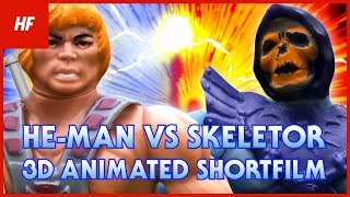 HE-MAN VS SKELETOR: 3D animated shortfilm