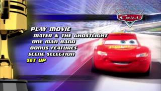 getlinkyoutube.com-Cars 1 - DVD Menu [HQ]