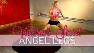 getlinkyoutube.com-XHIT: How to Get Legs Like a Victoria's Secret Angel Model