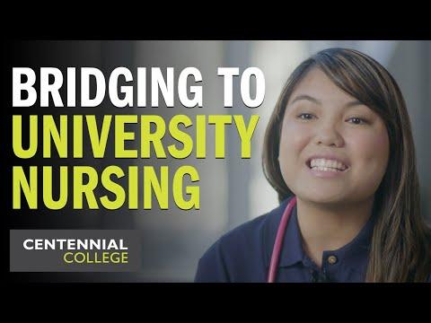 Bridging to University Nursing