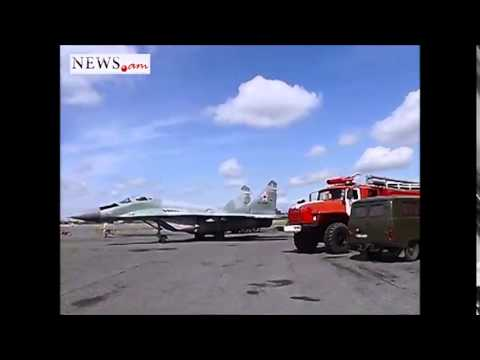 Russian fighter jets in Armenian sky - Apr 10, 2014