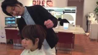 getlinkyoutube.com-『ショートヘアを切ってみた』