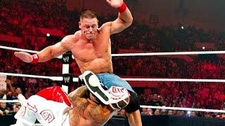 getlinkyoutube.com-Lutas Antigas - Rey Mysterio vs John Cena