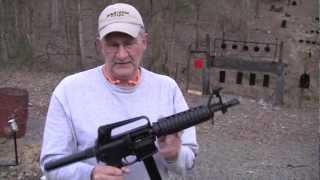 Double Star 9mm AR 15 Pistol