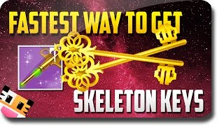 "getlinkyoutube.com-Destiny ""Rise of Iron"" - Fastest Way To Earn ""Skeleton Keys"" (Destiny Rise of Iron Gameplay)"