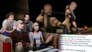 getlinkyoutube.com-Fatality Fanfest! - Mortal Kombat LIVE! - Part 5