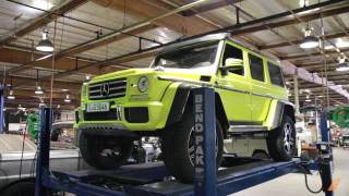 getlinkyoutube.com-What's Underneath The Mercedes G500 4x4 Squared? -- /DRIVE MOMENT