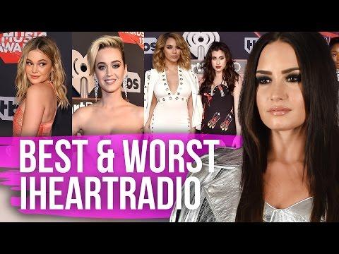 Best & Worst Dressed iHeartRadio Music Awards 2017
