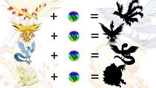 Fan-Requests-3-Mega-Legendary-Birds-and-Mega-Ninetales-Pokemon-Mega-Evolution-Fanart-Series width=