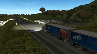 getlinkyoutube.com-18 Wos Haulin: Volvo - Full Fud de 43'