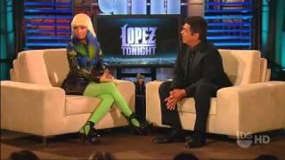 getlinkyoutube.com-Nicki Minaj-Lopez Tonight (Interview and Performance)
