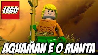 getlinkyoutube.com-Lego Batman 3 - Aquaman e o MANTA