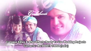 getlinkyoutube.com-After Effects Wedding Title